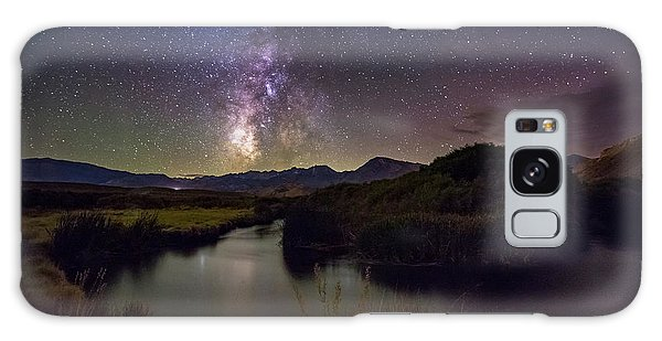 River Bend Galaxy Case