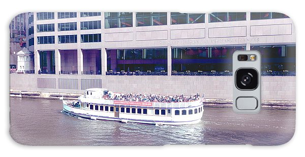 River Boat Tour Galaxy Case