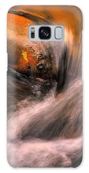 River Flow, Zion National Park Galaxy Case