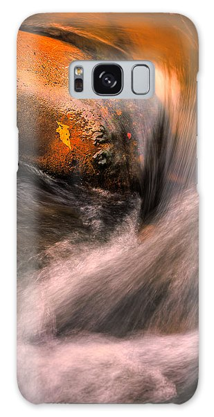 River Flow, Zion National Park Galaxy Case