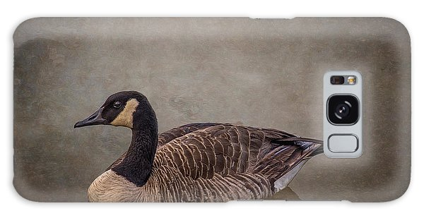 River Goose Galaxy Case