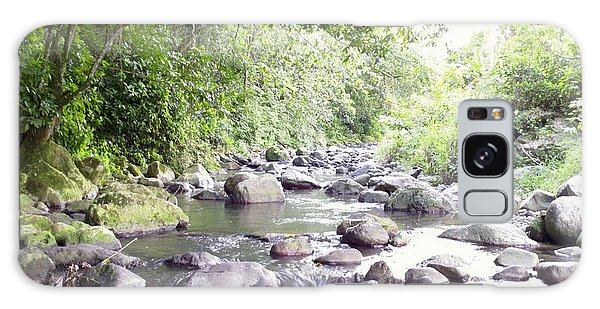 River In Adjuntas Galaxy Case