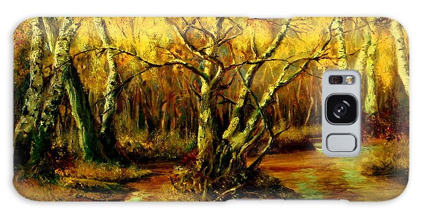 River In The Forest Galaxy Case