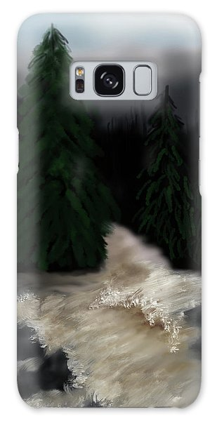 River North Carolina  Galaxy Case