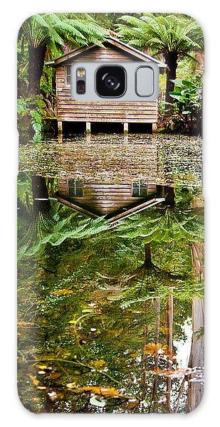 Shrub Galaxy Case - River Reflections by Az Jackson