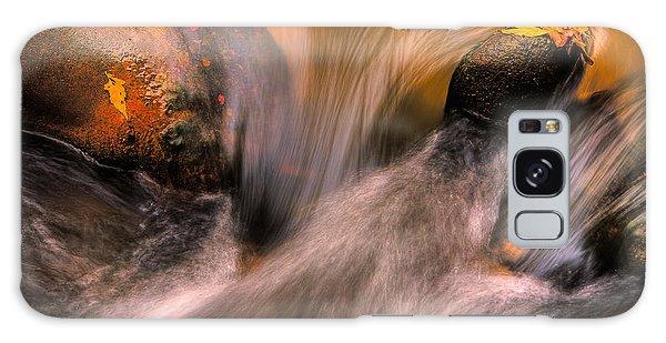 River Rocks, Zion National Park Galaxy Case