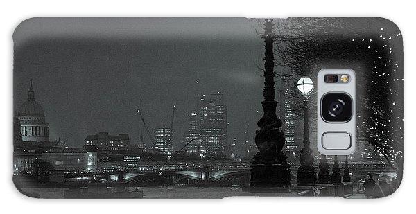 River Thames Embankment, London 2 Galaxy Case
