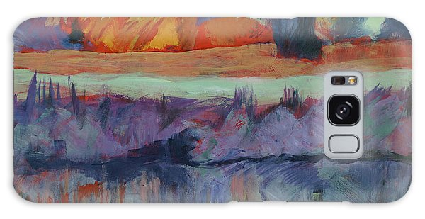 River Tweed Galaxy Case