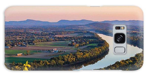 Connecticut River View  Galaxy Case