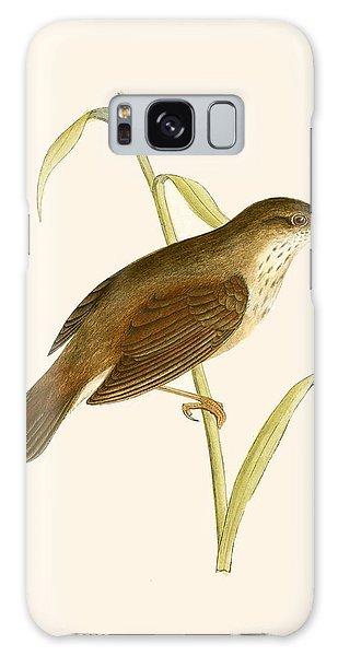 Song Bird Galaxy Case - River Warbler by English School