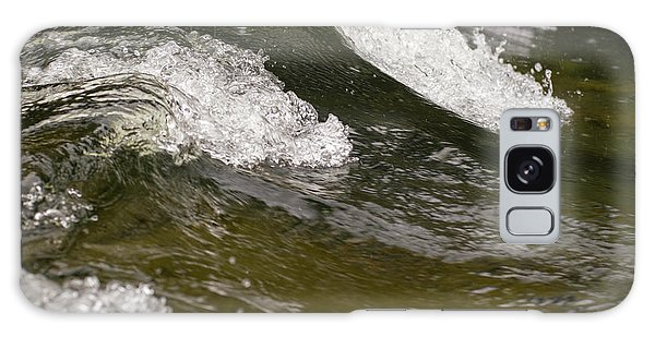 River Waves Galaxy Case