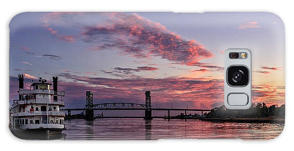 Cape Fear Riverboat Galaxy Case