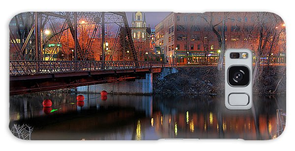 Riverplace Minneapolis Little Europe Galaxy Case