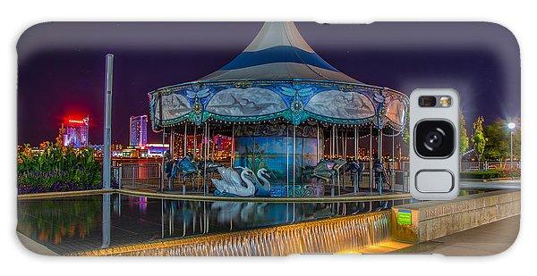 Riverwalk Carousel  Galaxy Case