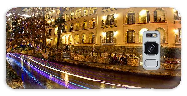 La Mansion Del Rio Riverwalk Christmas Galaxy Case