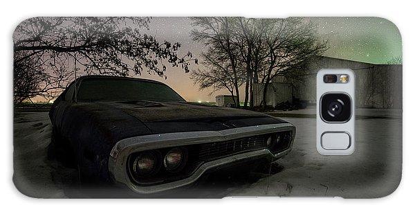 1972 Galaxy Case - Road Runner  by Aaron J Groen