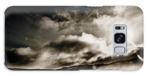 Expanse Galaxy Case - Road Storm by Jorgo Photography - Wall Art Gallery
