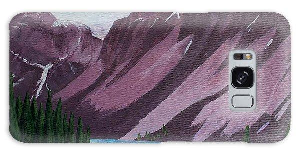 Road To Banff Galaxy Case