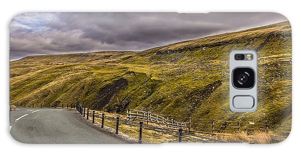 Road To No Where Galaxy Case by David Warrington