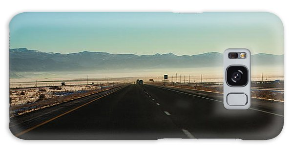Road To Nowhere Galaxy Case