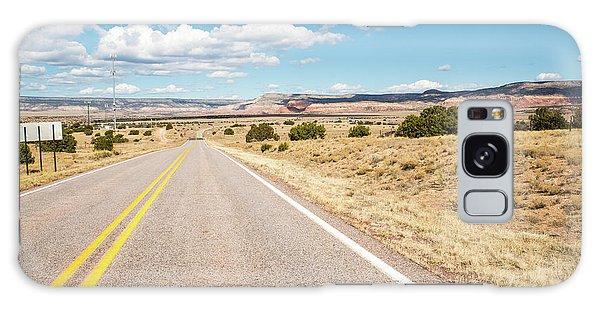 Road To San Ysidro Galaxy Case
