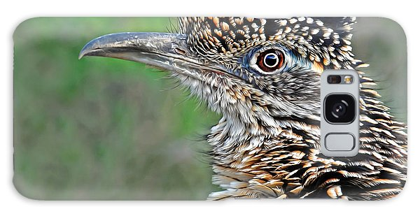 Roadrunner Portrait Galaxy Case