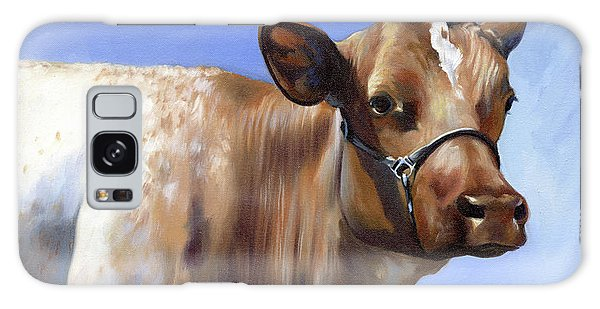 Roan Cow Galaxy Case