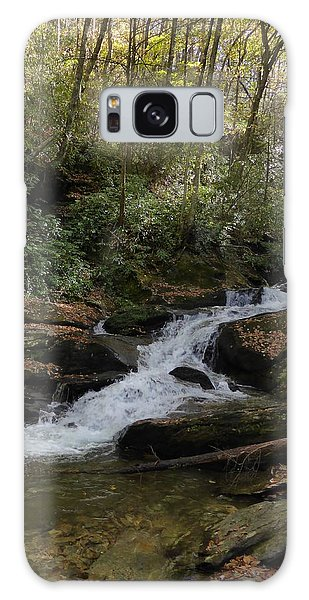 Roaring Fork Falls - October 2015 Galaxy Case