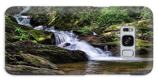 Roaring Fork Waterfall Galaxy Case