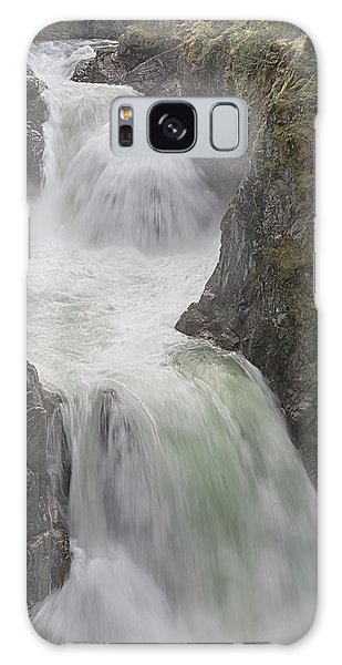 Roaring River Galaxy Case by Randy Hall