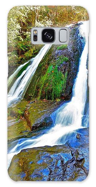 Roaring Run Falls State Park Virginia Galaxy Case