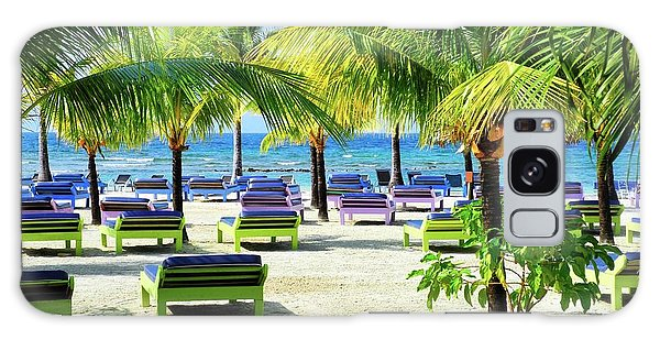 Roatan Island Resort Galaxy Case