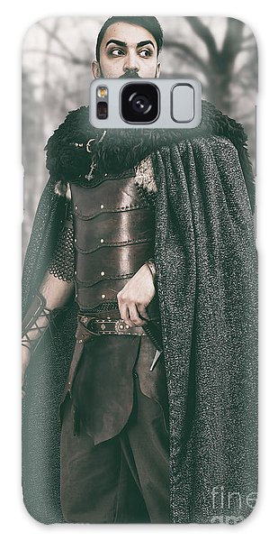 Cosplay Galaxy Case - Robed Viking In The Woods by Amanda Elwell