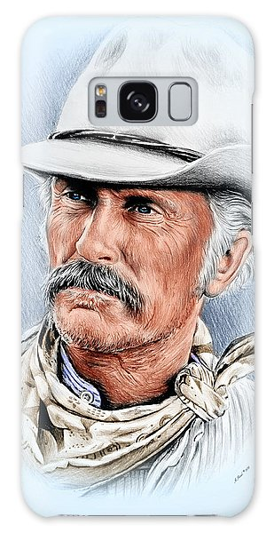 Robert Duvall As Gus Mccrae Galaxy Case
