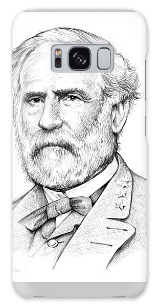 Robert E. Lee Galaxy Case by Greg Joens