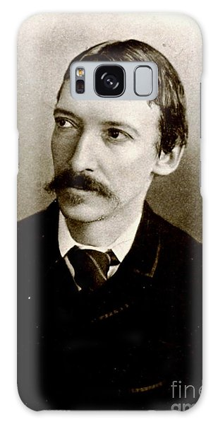 Robert Louis Stevenson Galaxy Case by Pg Reproductions