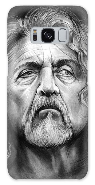 English Galaxy Case - Robert Plant by Greg Joens