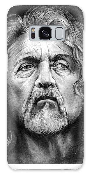 Led Zeppelin Galaxy S8 Case - Robert Plant by Greg Joens