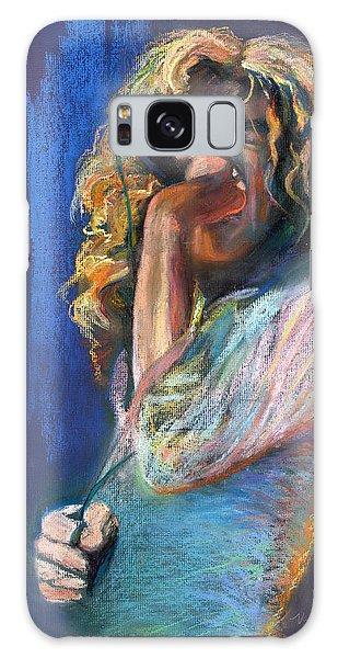 Musicians Galaxy Case - Robert Plant by Laurie VanBalen