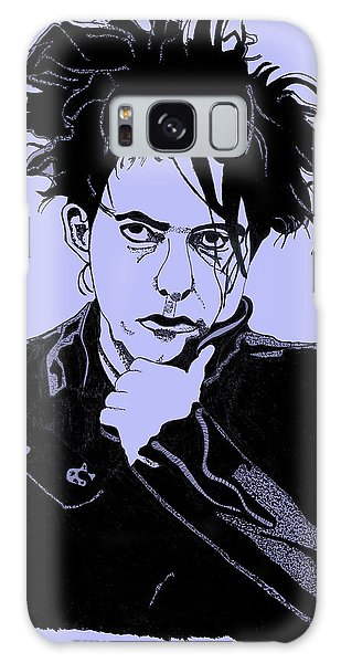 Robert Smith Music Galaxy Case - Robert Smith 2 by Christine Perry
