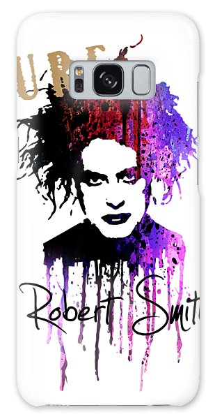 Robert Smith Music Galaxy Case - Robert Smith by Art Popop