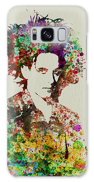 Robert Smith Music Galaxy Case - Robert Smith Cure 2 by Naxart Studio