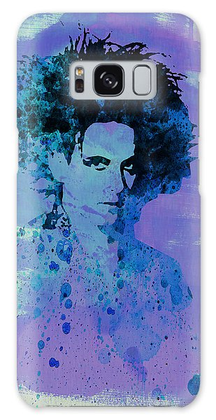 Robert Smith Music Galaxy Case - Robert Smith Cure by Naxart Studio