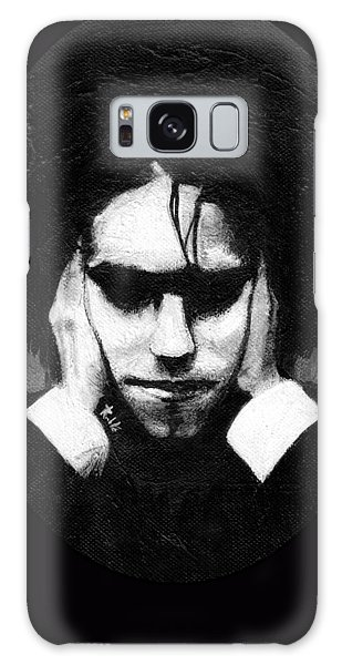 Robert Smith Music Galaxy Case - Robert Smith by Rouble Rust