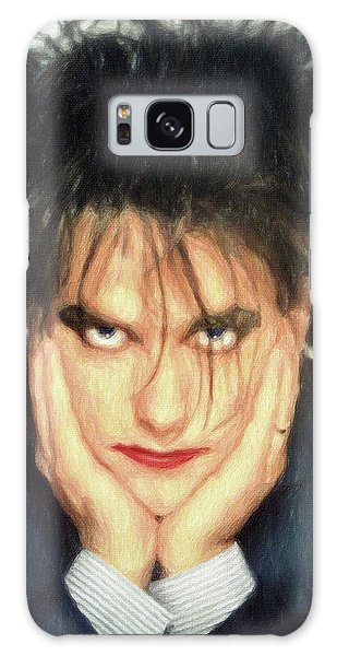 Robert Smith Music Galaxy Case - Robert Smith by Zapista