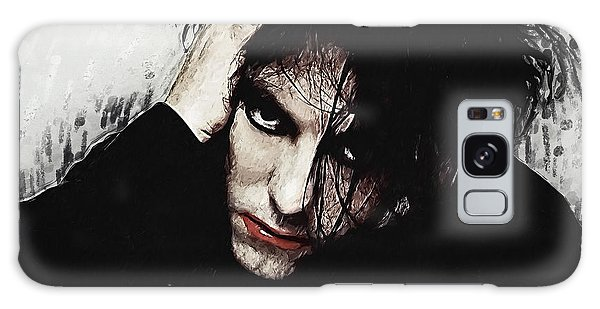 Robert Smith Music Galaxy Case - Robert Smith - The Cure  by Zapista