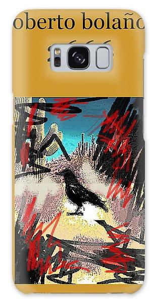 Roberto Bolano 2666 Poster  Galaxy Case