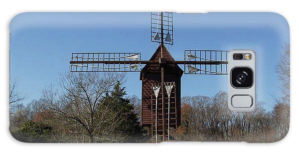Royal Colony Galaxy Case - Robertsons Windmill by Teresa Mucha