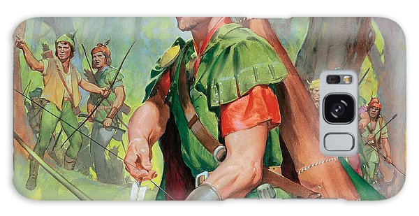 Robin Hood Galaxy S8 Case