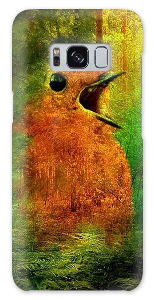 Robin In The Forest Galaxy Case